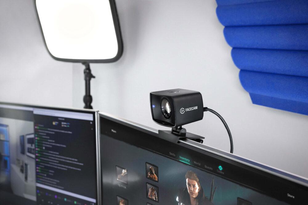Facecam, la webcam de Elgato con óptica profesional y sensor Sony STARVIS 1