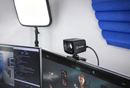 Facecam, la webcam de Elgato con óptica profesional y sensor Sony STARVIS 21