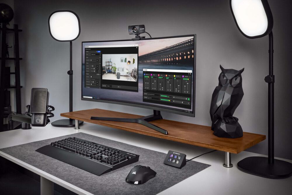 Facecam, la webcam de Elgato con óptica profesional y sensor Sony STARVIS 3