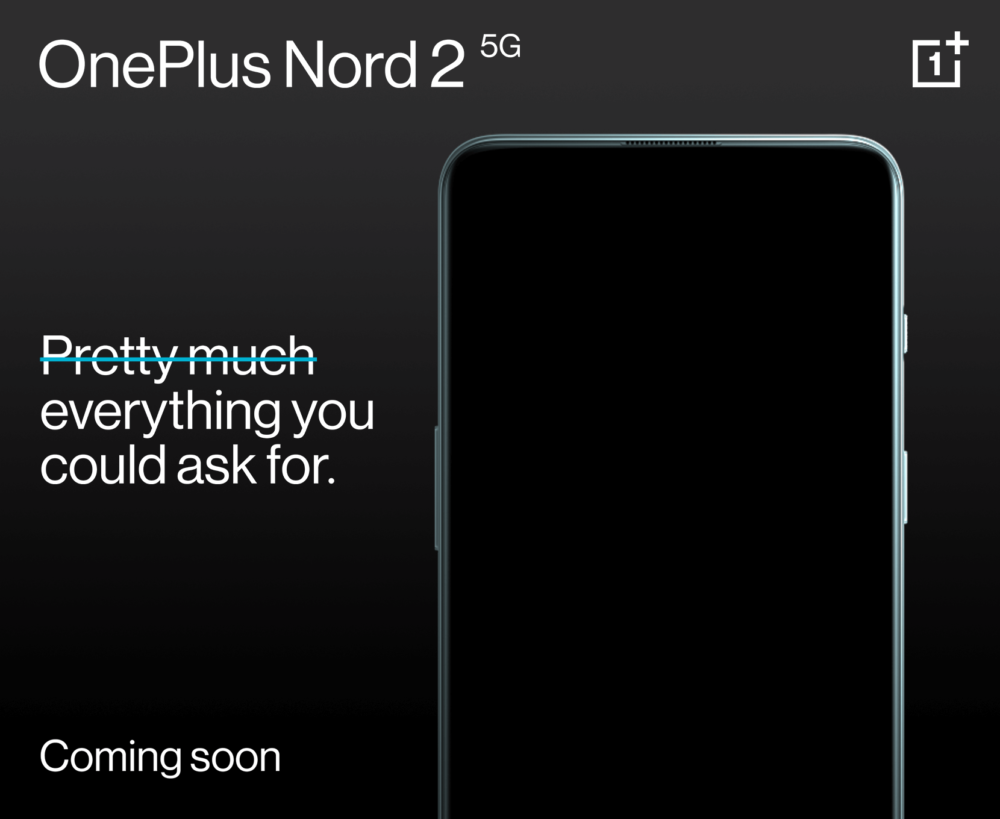 Ya tenemos fecha para el lanzamiento del OnePlus Nord 2 5G 1