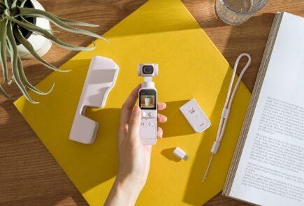 DJI amplia las opciones del Pocket 2 con el nuevo modelo