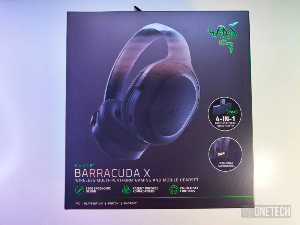 Barracuda X, probamos los nuevos auriculares 4 en 1 de Razer- Análisis 1