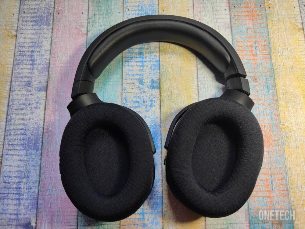 Barracuda X, probamos los nuevos auriculares 4 en 1 de Razer- Análisis 16