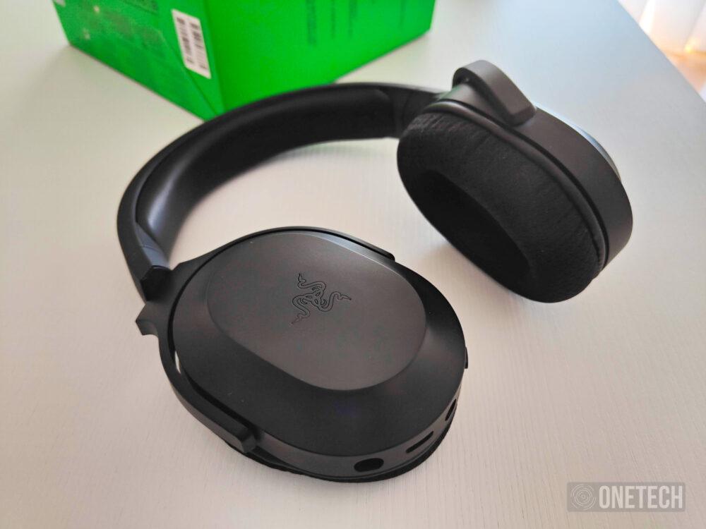 Barracuda X, probamos los nuevos auriculares 4 en 1 de Razer- Análisis 20