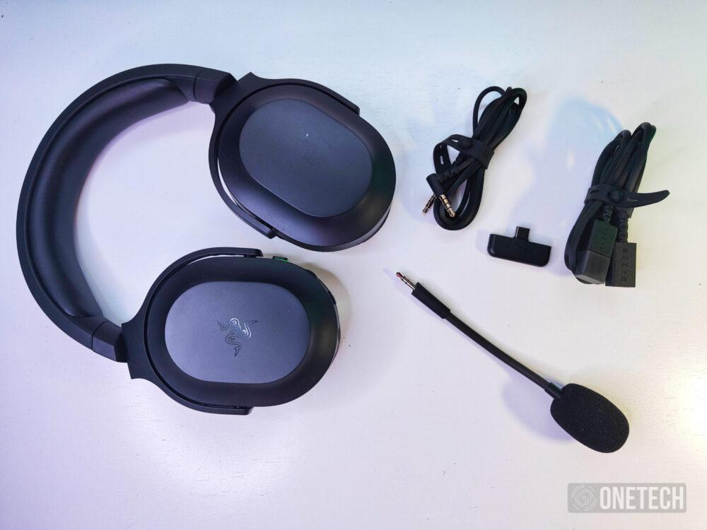 Barracuda X, probamos los nuevos auriculares 4 en 1 de Razer- Análisis 5