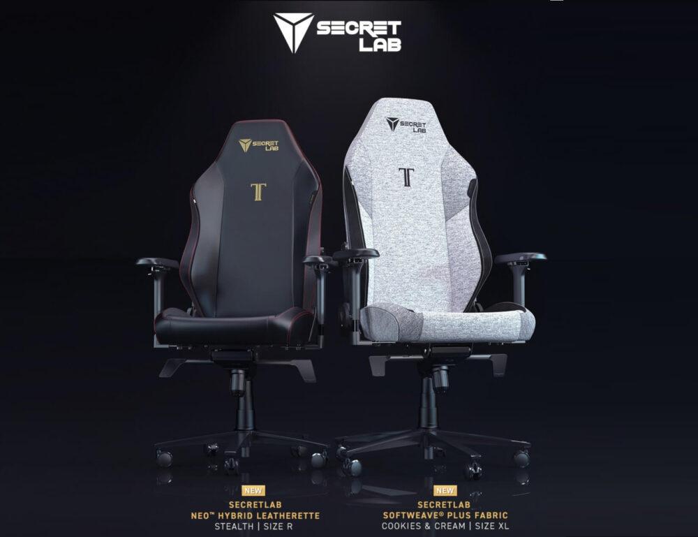 """TITAN Evo 2022, la silla """"más avanzada de Secretlab"""" viene con nuevo soporte lumbar y nuevos materiales 3"""