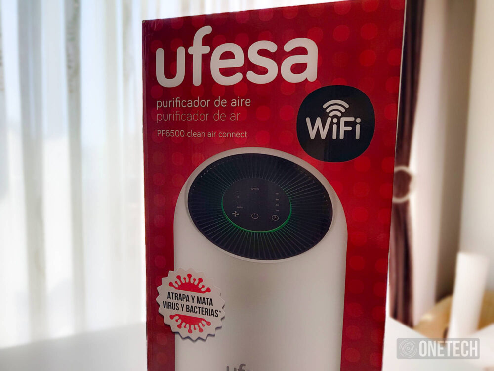 UFESA PF6500 Clean Air Connect