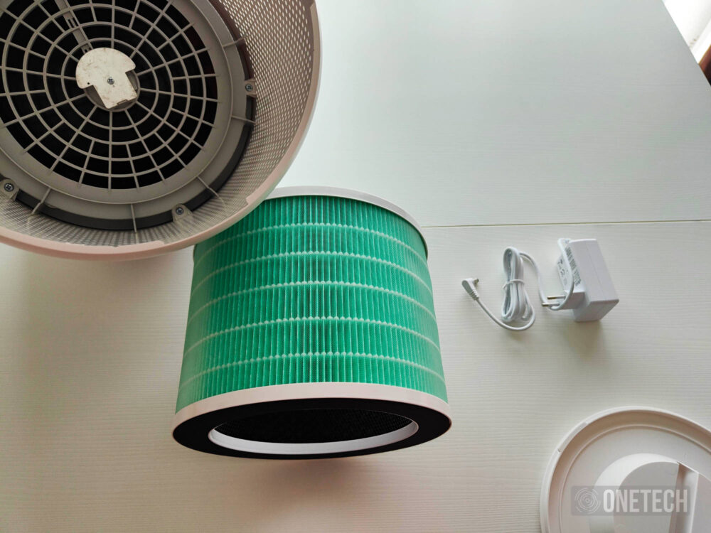 UFESA PF6500 Clean Air Connect, probamos el purificador que promete matar el Sars-COV 2 en un 99,97% - Análisis 7
