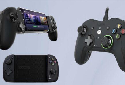 NACON presenta nuevos accesorios para consolas y smartphones 4