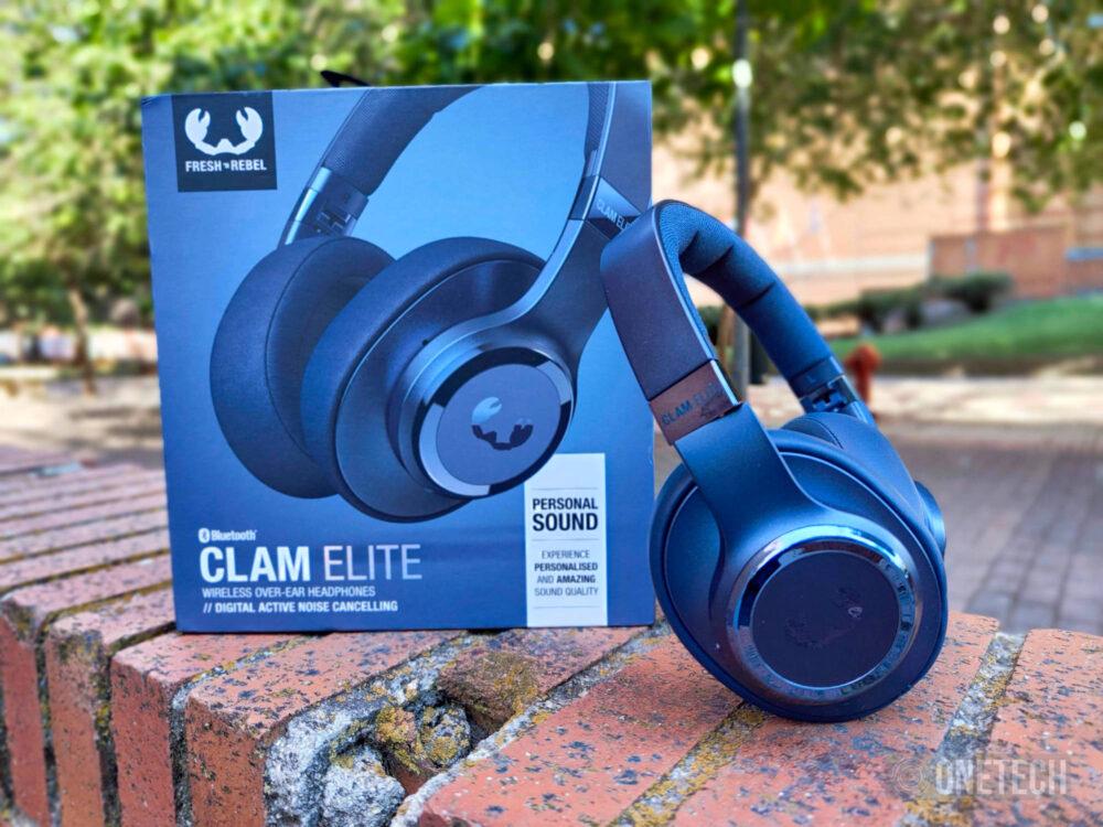 Clam Elite, ponemos a prueba los auriculares con ANC de Fresh 'n Rebel - Análisis 23
