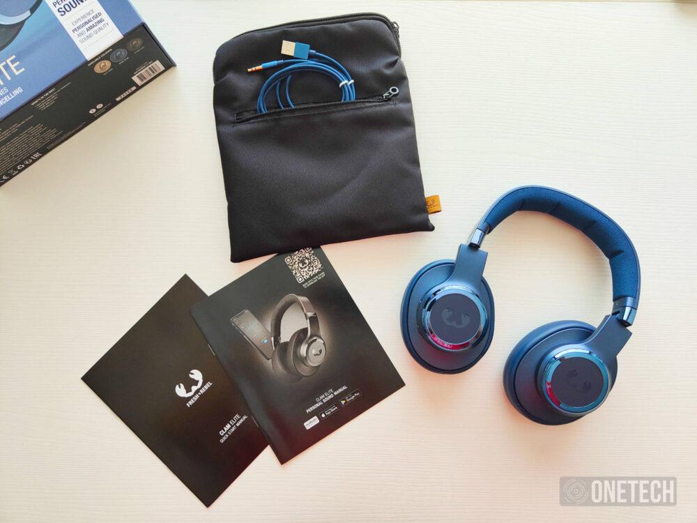 Clam Elite, ponemos a prueba los auriculares con ANC de Fresh 'n Rebel - Análisis 2