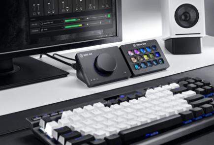 Elgato presenta sus nuevos Stream Deck, Wave XLR, Wave Mic Arm y Wave Mic Arm LP 24