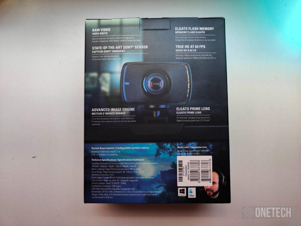 Facecam, ponemos a prueba la nueva cámara de Elgato - Análisis 3