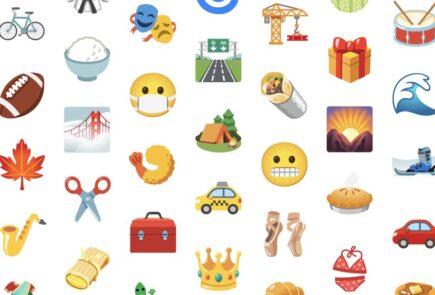 Google nos muestra los nuevos emojis que llegarán con Android 12 2