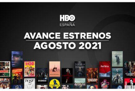 Estrenos de HBO para Agosto de 2021 11