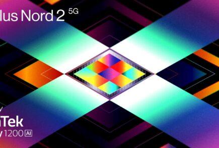 El OnePlus Nord 2 5G contará con procesador de Mediatek: el Dimensity 1200-AI 1