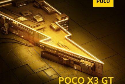 El POCO X3 GT se confirma con batería de 5.000 mAh y carga rápida de 67W 6
