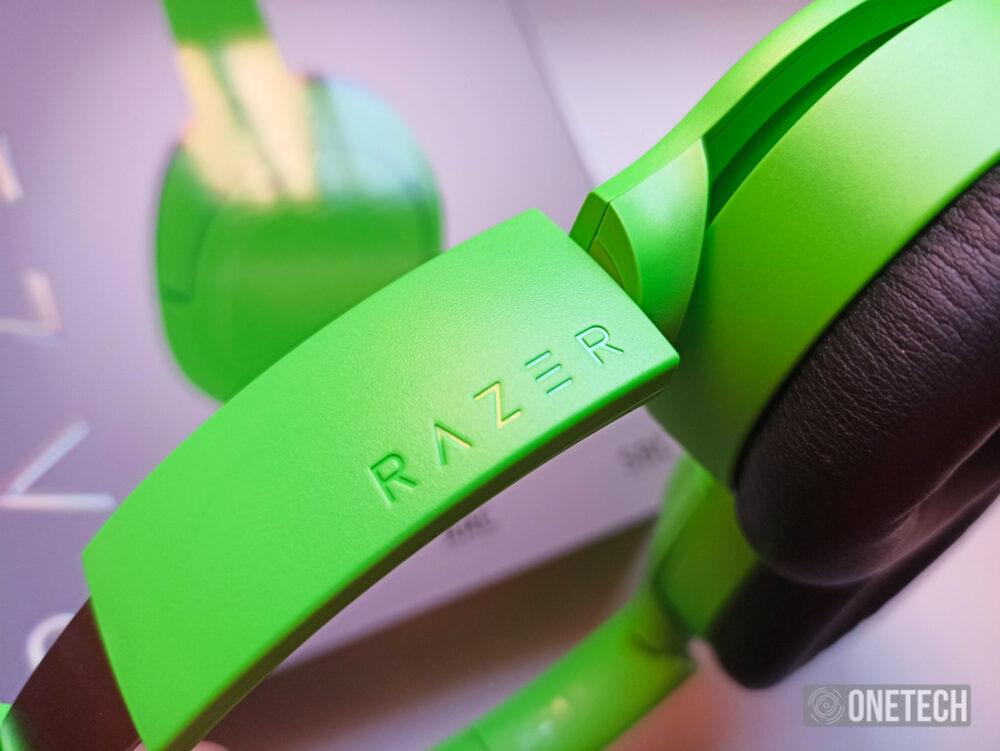 Razer Opus X: auriculares con cancelación activa de ruido y baja latencia a un precio ajustado - Análisis 6