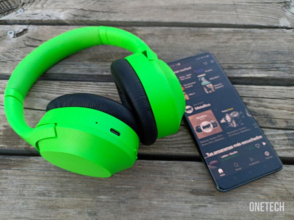 Razer Opus X: auriculares con cancelación activa de ruido y baja latencia a un precio ajustado - Análisis 20
