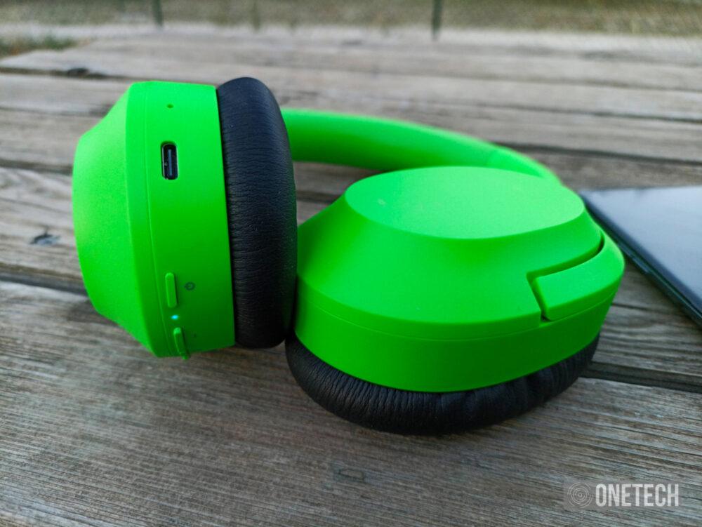 Razer Opus X: auriculares con cancelación activa de ruido y baja latencia a un precio ajustado - Análisis 5