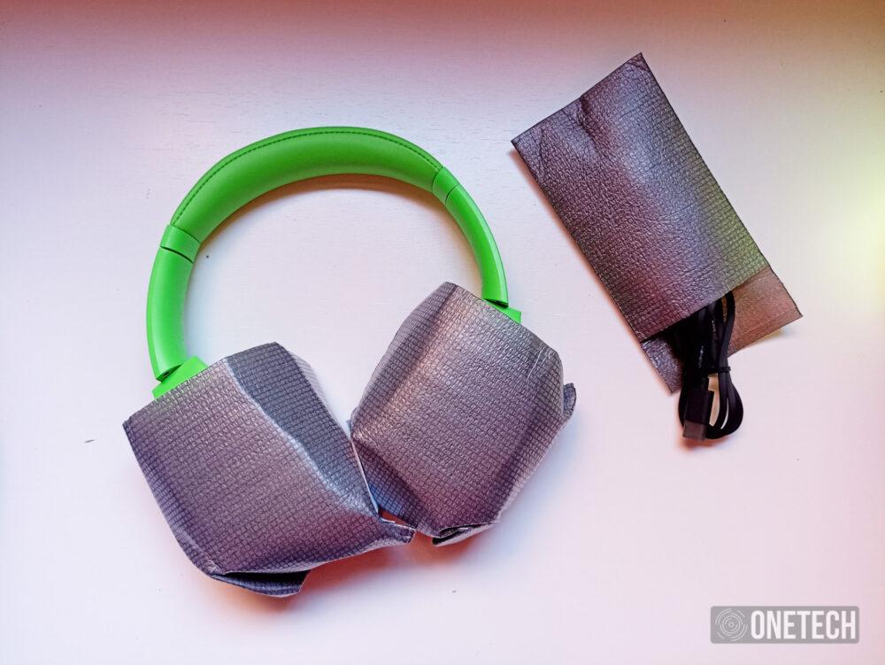Razer Opus X: auriculares con cancelación activa de ruido y baja latencia a un precio ajustado - Análisis 2