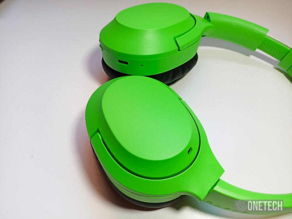 Razer Opus X: auriculares con cancelación activa de ruido y baja latencia a un precio ajustado - Análisis 27