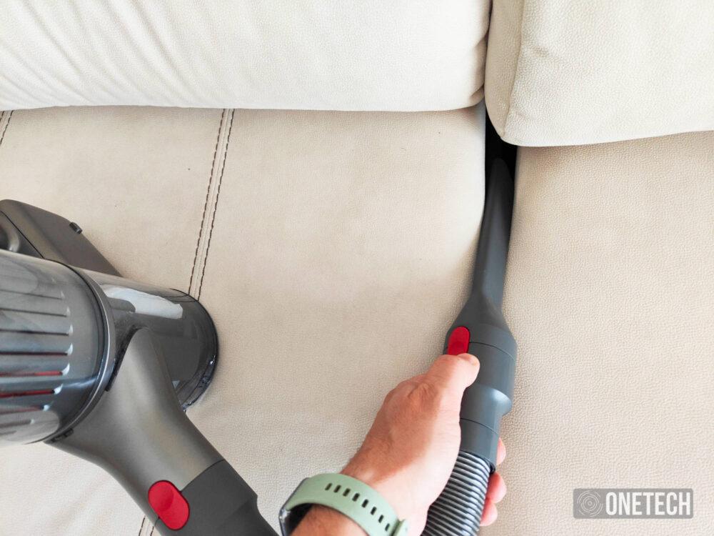 Roborock H7, un mes probando la segunda generación de este aspirador sin cables - Análisis 20