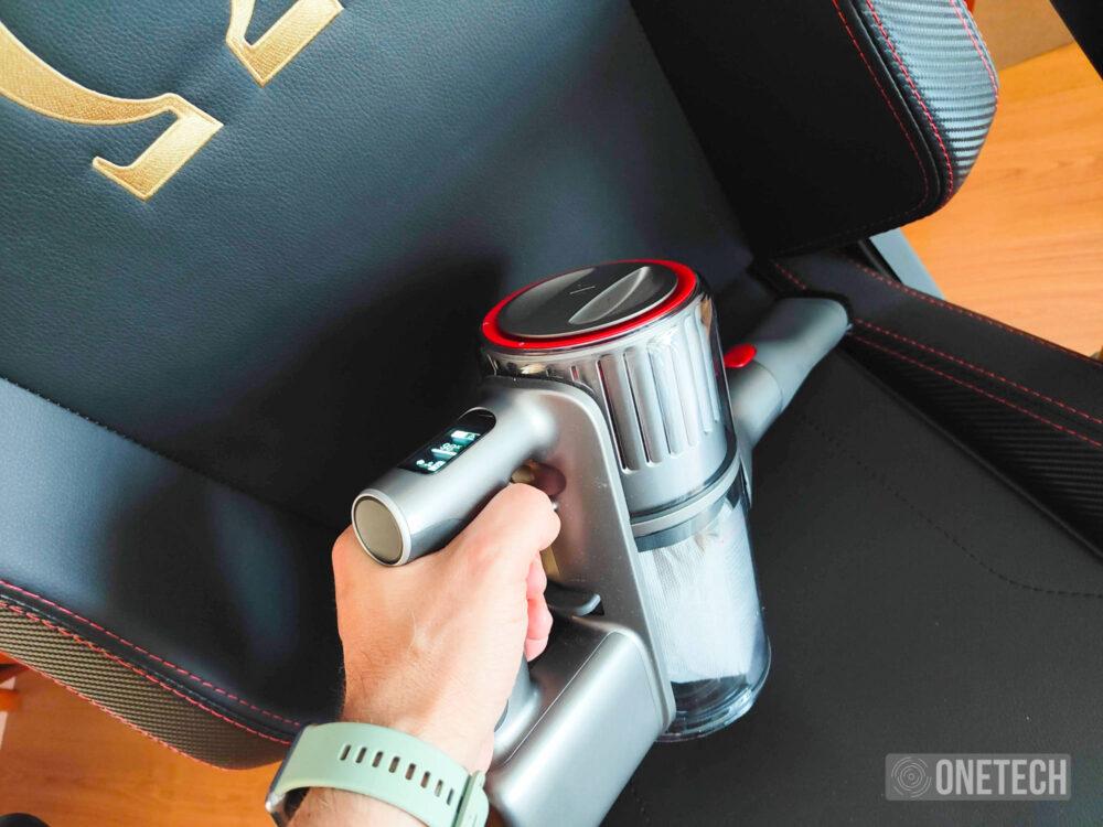 Roborock H7, un mes probando la segunda generación de este aspirador sin cables - Análisis 17