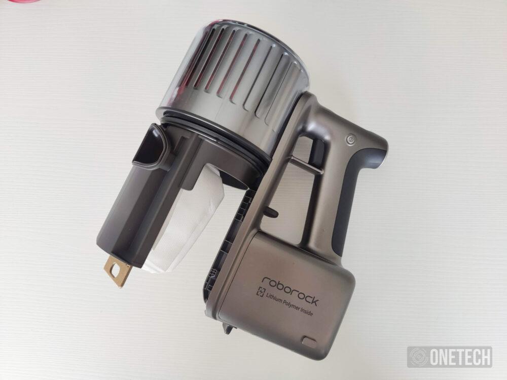 Roborock H7, un mes probando la segunda generación de este aspirador sin cables - Análisis 15