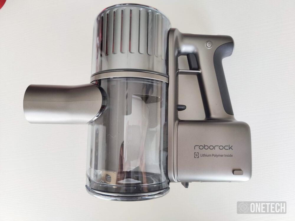 Roborock H7, un mes probando la segunda generación de este aspirador sin cables - Análisis 12