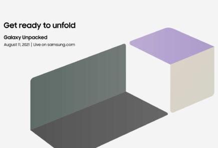 Samsung Unpacked sigue la presentación de los Samsung Galaxy Z, Watch 4 y Buds 2 en directo 3