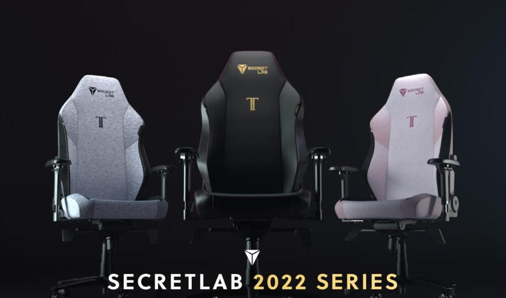 Secretlab TITAN Evo 2022 Series