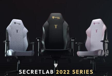 TITAN Evo 2022, la silla