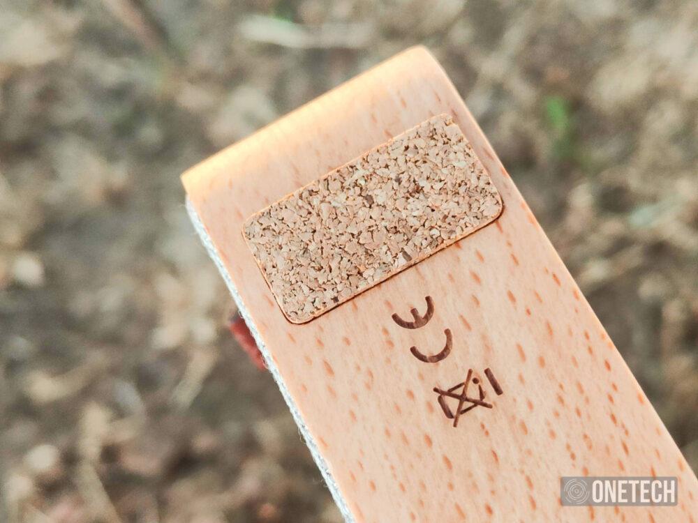 "Speaker Eco Beech Wood: el altavoz ""de madera"" de Energy Sistem - Análisis 7"
