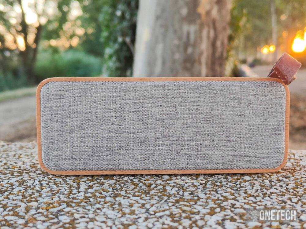 Speaker Eco Beech Wood