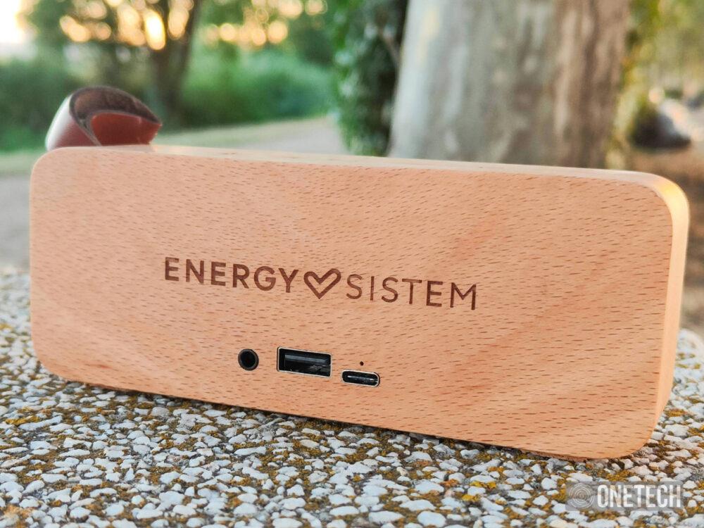 "Speaker Eco Beech Wood: el altavoz ""de madera"" de Energy Sistem - Análisis 8"