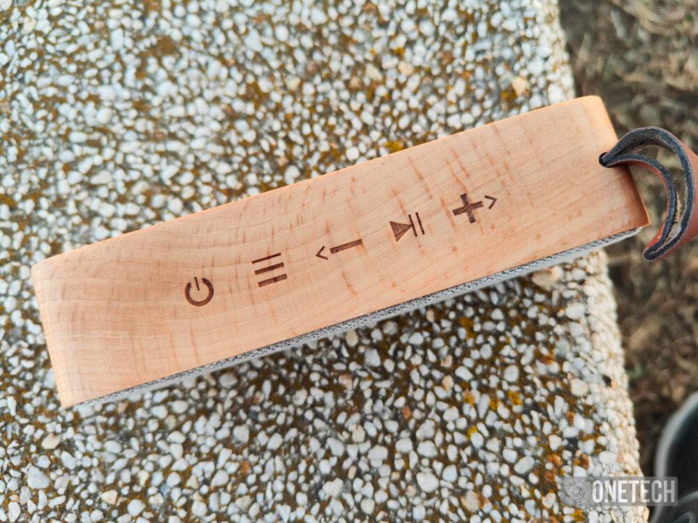 "Speaker Eco Beech Wood: el altavoz ""de madera"" de Energy Sistem - Análisis 9"