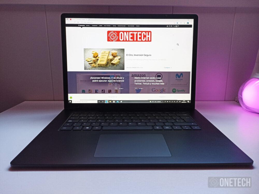 Surface Laptop 4, una propuesta que no deja indiferente - Análisis 16