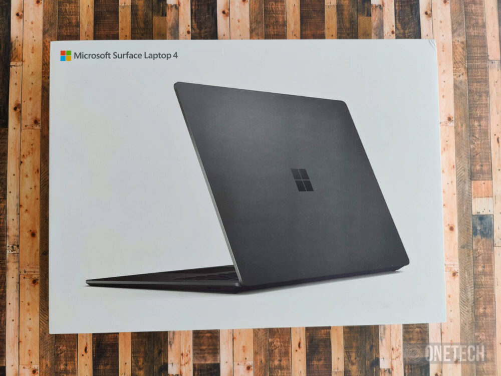 Surface Laptop 4, una propuesta que no deja indiferente - Análisis 1