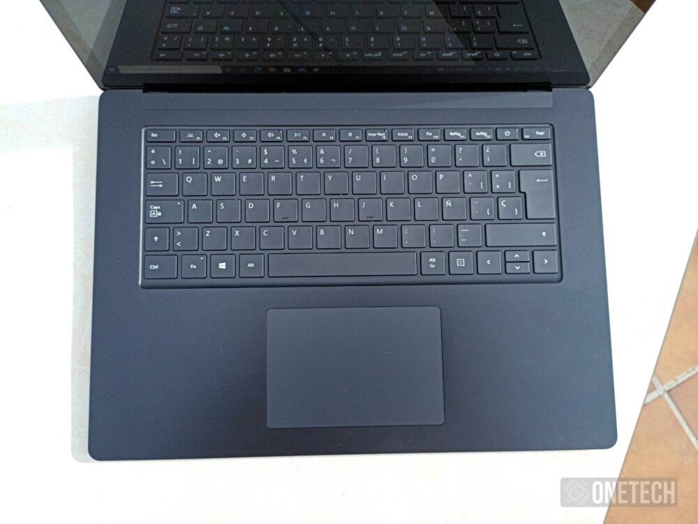 Surface Laptop 4, una propuesta que no deja indiferente - Análisis 7