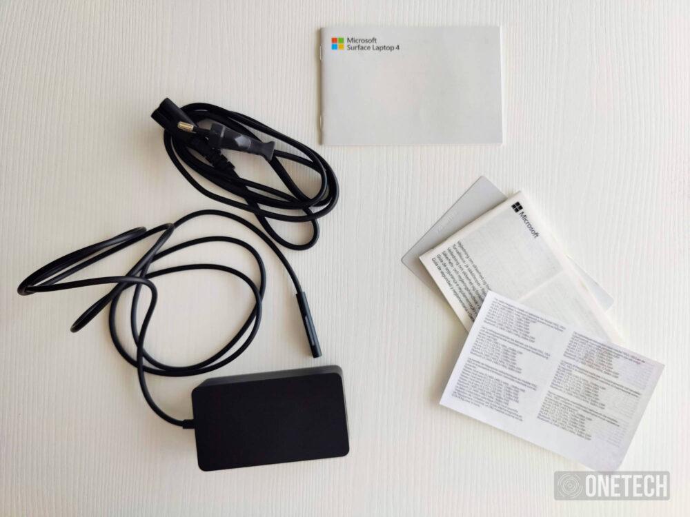 Surface Laptop 4, una propuesta que no deja indiferente - Análisis 2