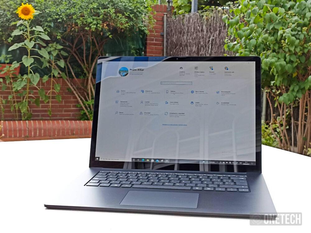 Surface Laptop 4, una propuesta que no deja indiferente - Análisis 11