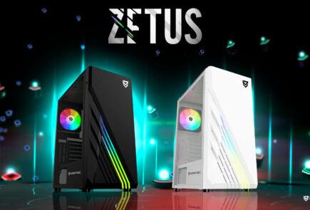 Zetus, la nueva torre gaming de Nfortec 3