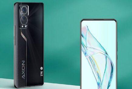 El ZTE Axon 30 5G se presentará el 27 de Julio con su nueva cámara bajo la pantalla 7