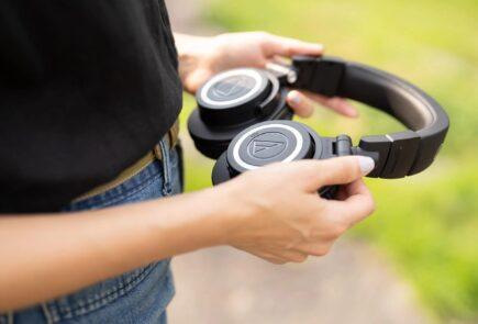 Audio-Technica ATH-M50xBT2, los nuevos auriculares con DAC incorporado 1