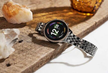 Fossil presenta sus nuevos smartwach compatibles con Wear OS 3 y Snapdragon Wear 4100+ 2