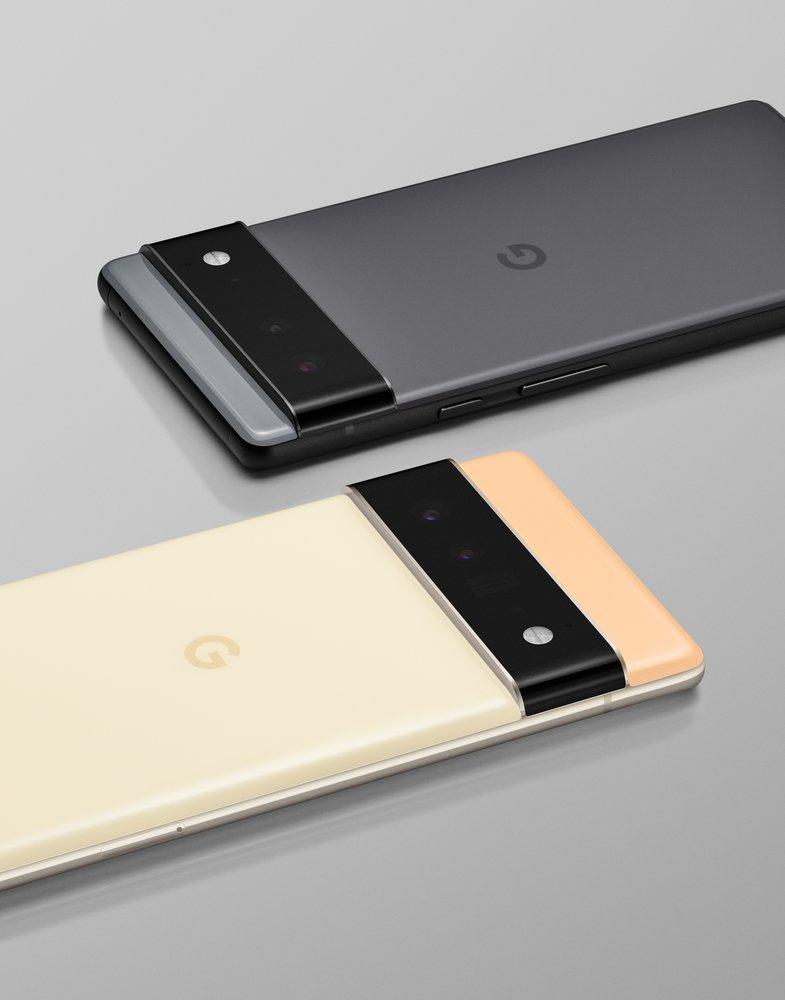 Google anuncia los nuevos Pixel 6 y Pixel 6 Pro con procesador Tensor para este otoño 1