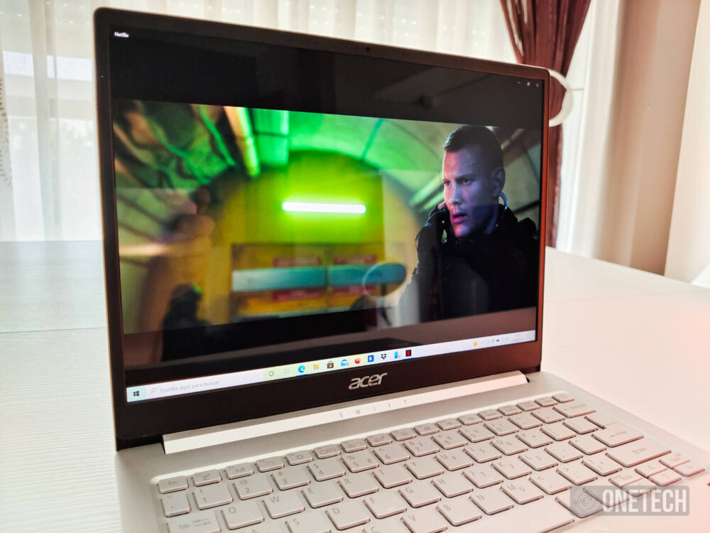 Acer Swift 3 SF313-53-785M, un portátil de garantía a precio razonable - Análisis 15