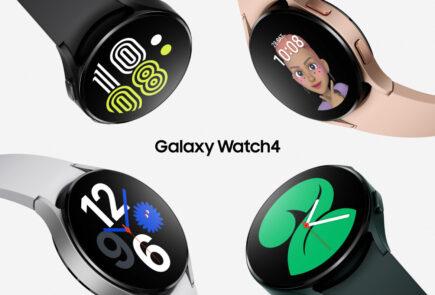 Galaxy Watch 4 y Watch 4 Classic, nuevos smartwatches de Samsung con Wear OS 2