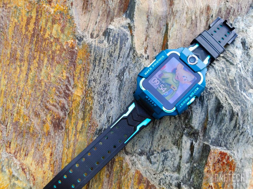 Imoo Watch Phone Z6, probamos el reloj para estar siempre en contacto con tus hijos - Análisis 1